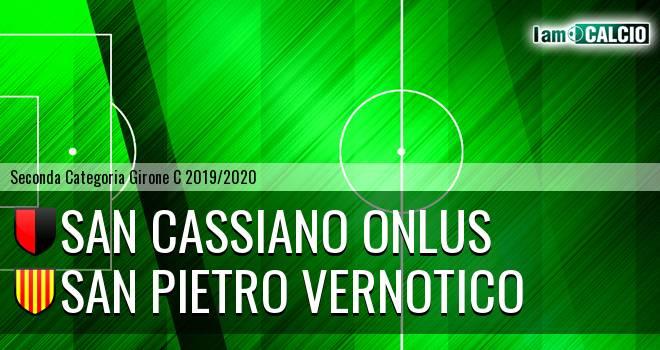 San Cassiano Onlus - San Pietro Vernotico