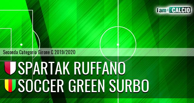 Spartak Ruffano - Soccer Green Surbo