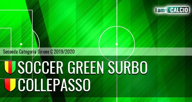 Soccer Green Surbo - Collepasso
