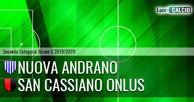 Nuova Andrano - San Cassiano Onlus