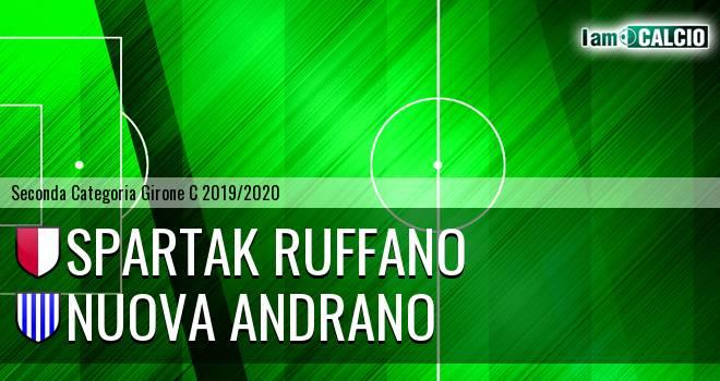 Spartak Ruffano - Nuova Andrano