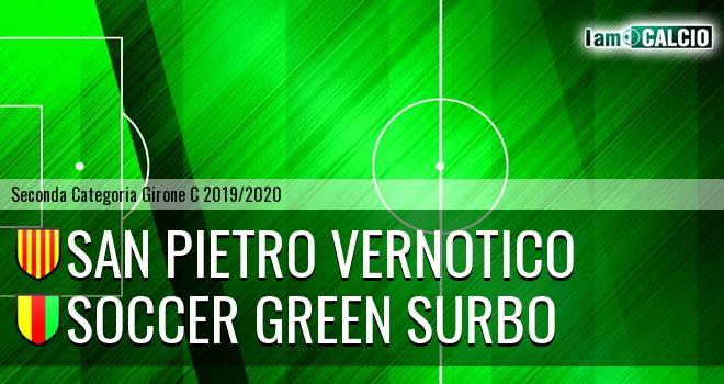 San Pietro Vernotico - Soccer Green Surbo