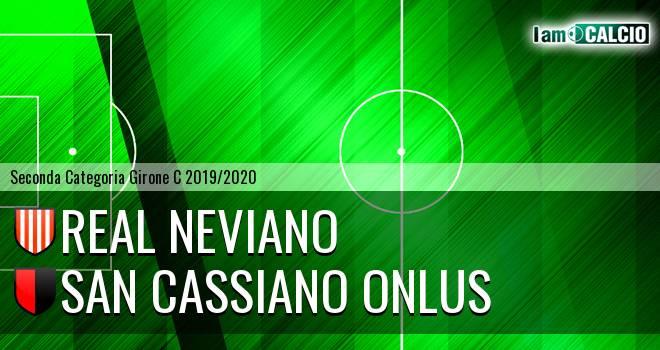Real Neviano - San Cassiano Onlus