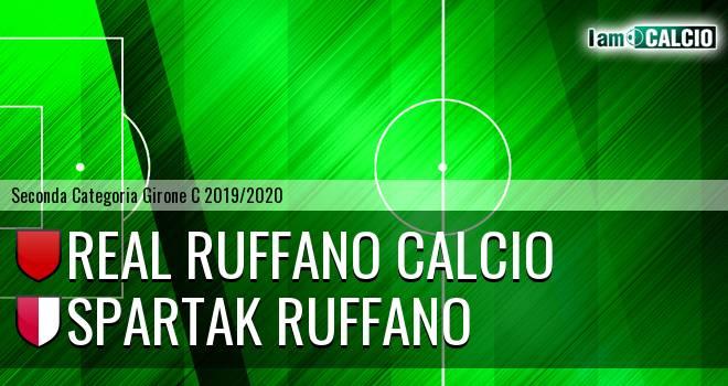 Real Ruffano Calcio - Spartak Ruffano