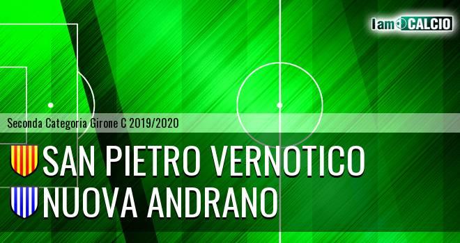 San Pietro Vernotico - Nuova Andrano