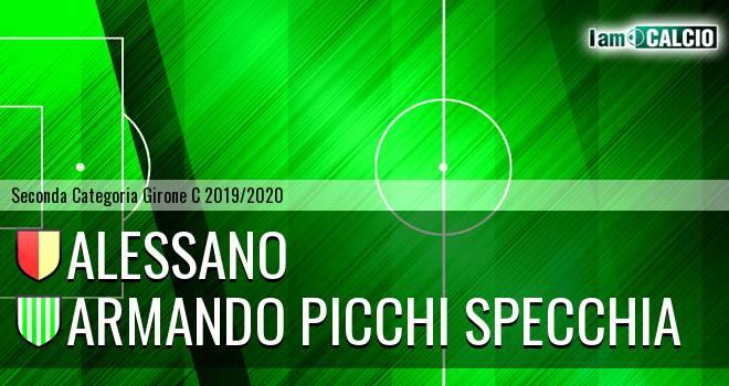 Alessano - Armando Picchi Specchia