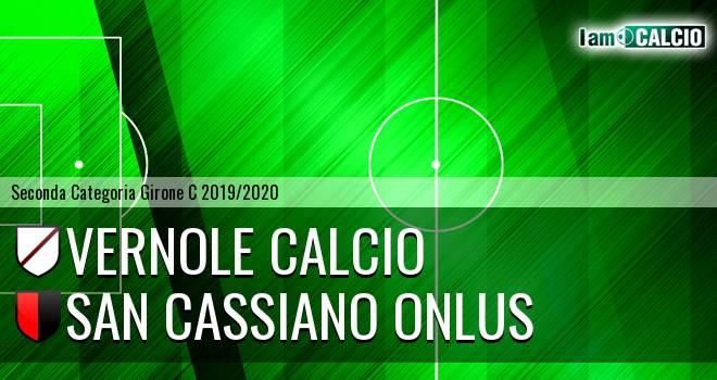 Vernole Calcio - San Cassiano Onlus
