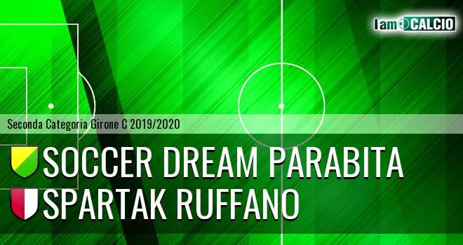Soccer Dream Parabita - Spartak Ruffano