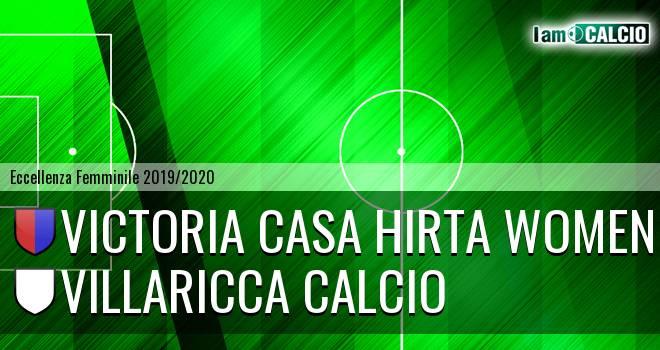 Victoria Casa Hirta Women - Villaricca Calcio