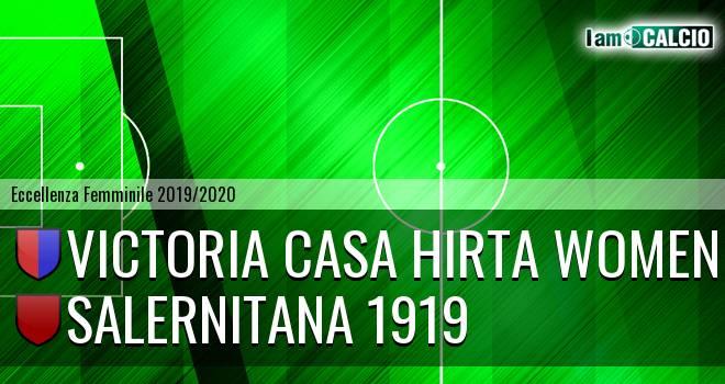 Victoria Casa Hirta Women - Salernitana 1919 W
