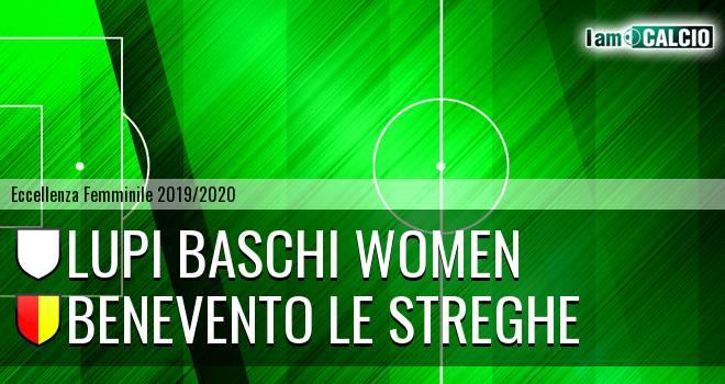 Lupi Baschi Women - Benevento Le Streghe