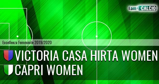 Victoria Casa Hirta Women - Capri Women