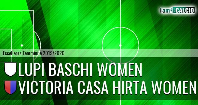 Lupi Baschi Women - Victoria Casa Hirta Women