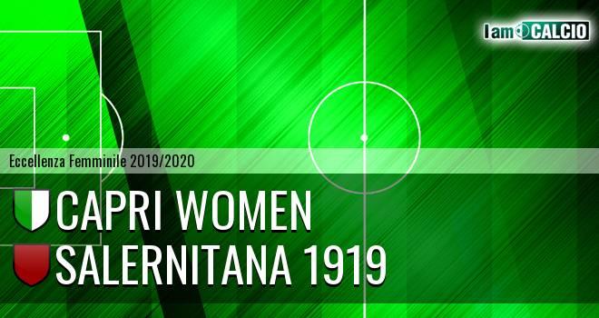 Capri Women - Salernitana 1919