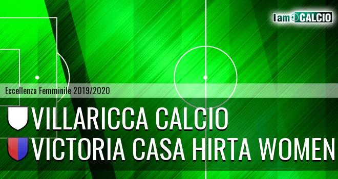 Villaricca Calcio - Victoria Casa Hirta Women