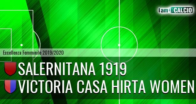 Salernitana 1919 W - Victoria Casa Hirta Women