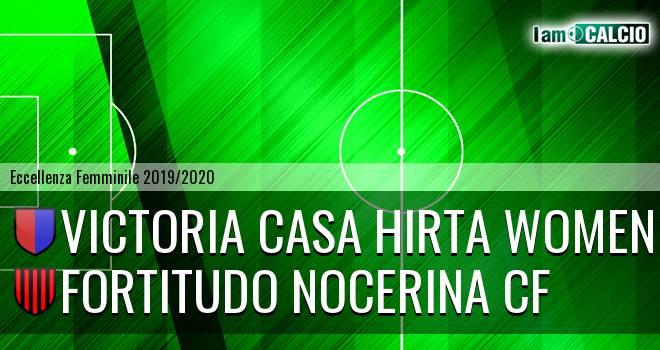 Victoria Casa Hirta Women - Fortitudo Nocerina Cf