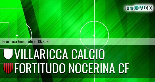Villaricca Calcio - Fortitudo Nocerina Cf