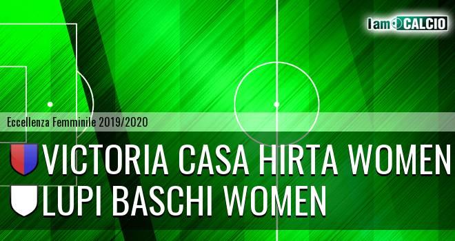 Victoria Casa Hirta Women - Lupi Baschi Women