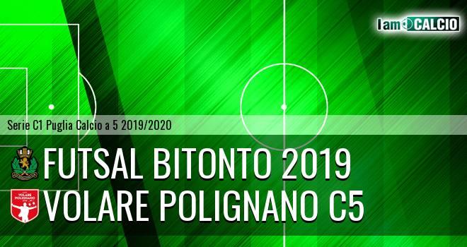 Futsal Bitonto 2019 - Volare Polignano C5