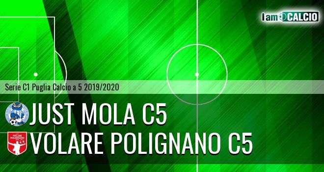 Just Mola C5 - Volare Polignano C5