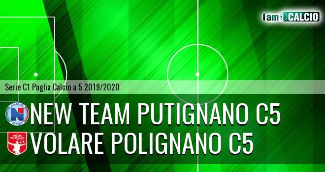 New Team Putignano C5 - Volare Polignano C5