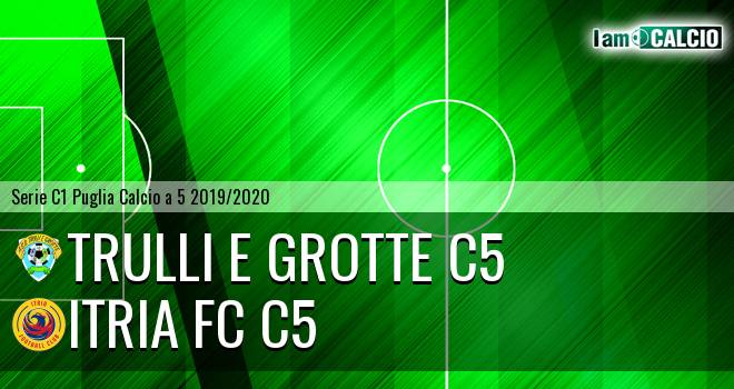 Trulli e Grotte C5 - Itria FC C5