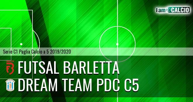 Futsal Barletta - Dream Team PdC C5