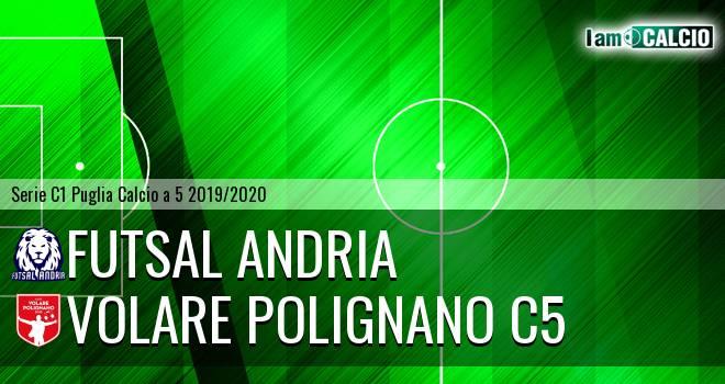 Futsal Andria - Volare Polignano C5