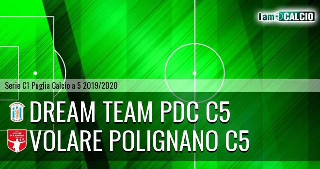 Dream Team PdC C5 - Volare Polignano C5