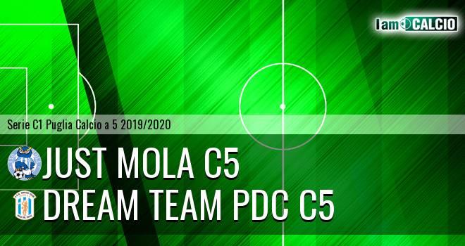 Just Mola C5 - Dream Team PdC C5