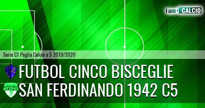 Futbol Cinco Bisceglie - San Ferdinando 1942 C5