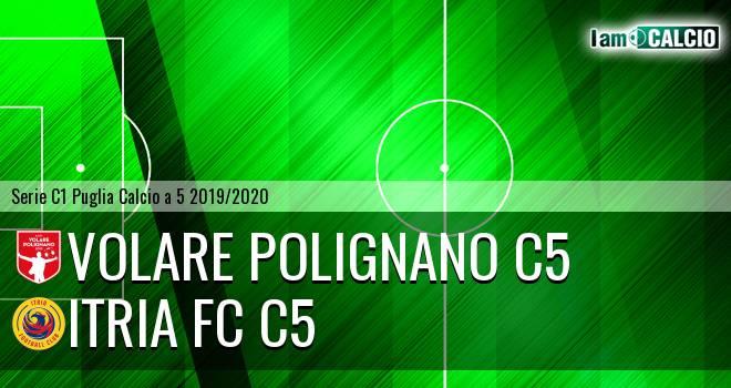 Volare Polignano C5 - Itria FC C5
