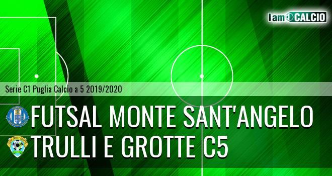 Futsal Monte Sant'Angelo - Trulli e Grotte C5