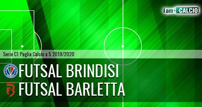Futsal Brindisi - Futsal Barletta