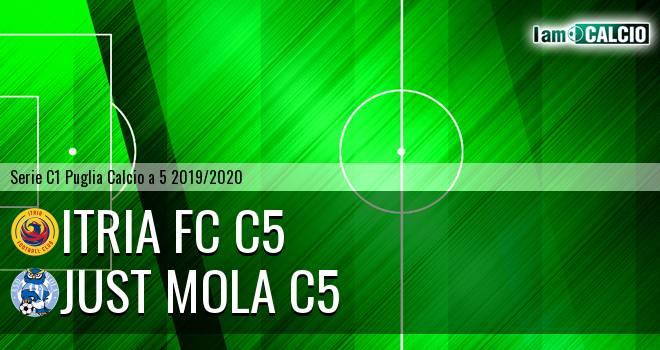 Itria FC C5 - Just Mola C5