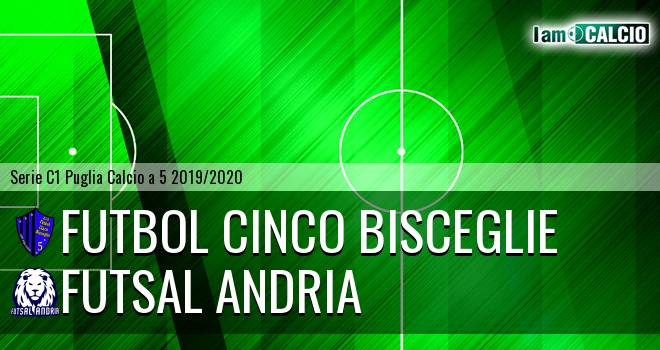 Futbol Cinco Bisceglie - Futsal Andria