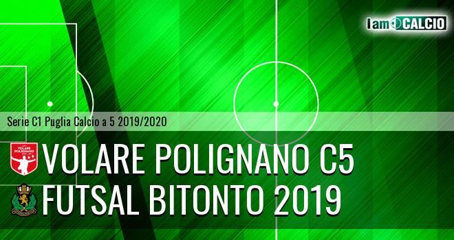 Volare Polignano C5 - Futsal Bitonto 2019