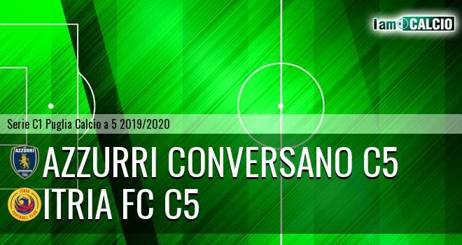 Azzurri Conversano C5 - Itria FC C5