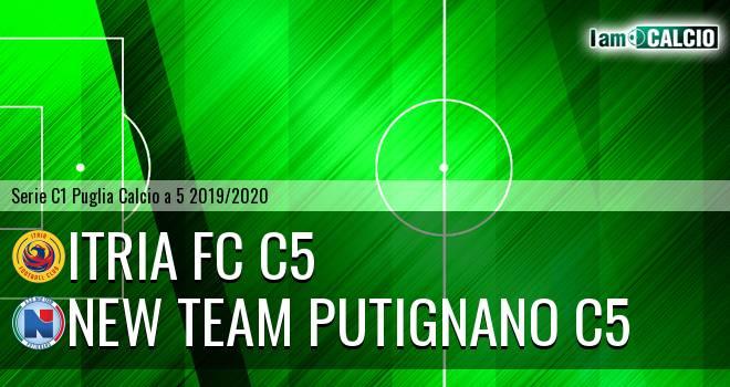 Itria FC C5 - New Team Putignano C5