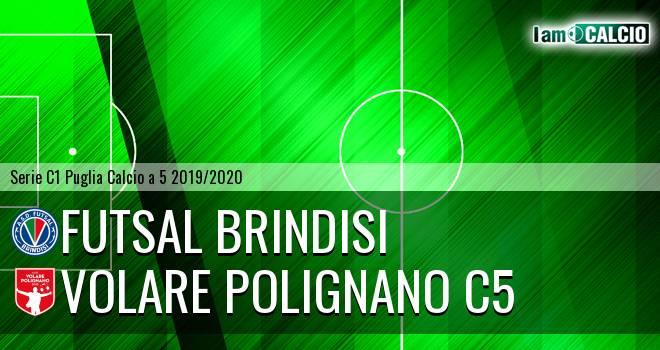 Futsal Brindisi - Volare Polignano C5