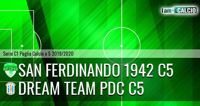San Ferdinando 1942 C5 - Dream Team PdC C5