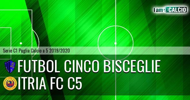 Futbol Cinco Bisceglie - Itria FC C5