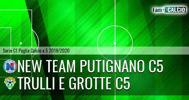 New Team Putignano C5 - Trulli e Grotte C5