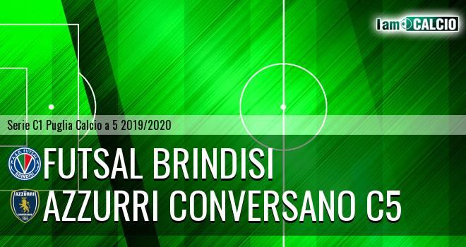 Futsal Brindisi - Azzurri Conversano C5