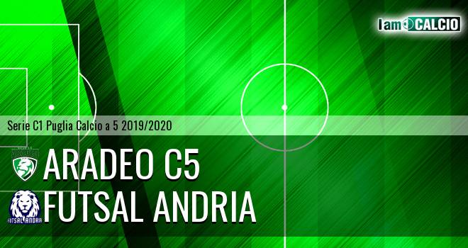 Aradeo C5 - Futsal Andria