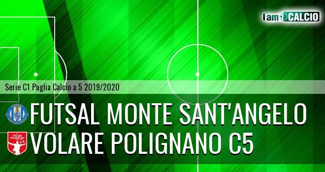 Futsal Monte Sant'Angelo - Volare Polignano C5