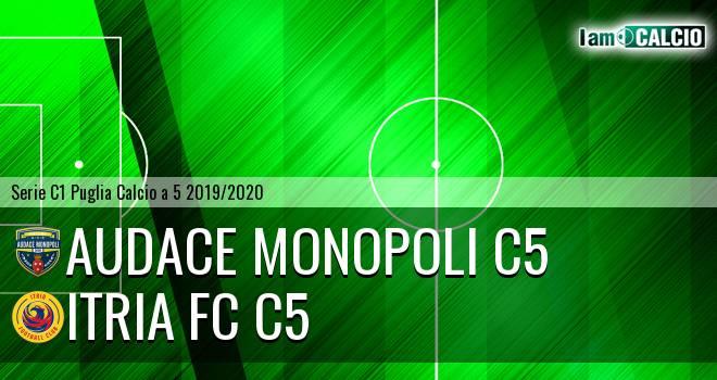 Audace Monopoli C5 - Itria FC C5