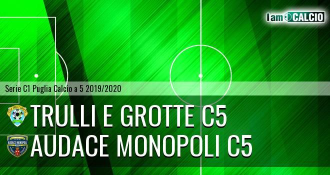 Trulli e Grotte C5 - Audace Monopoli C5
