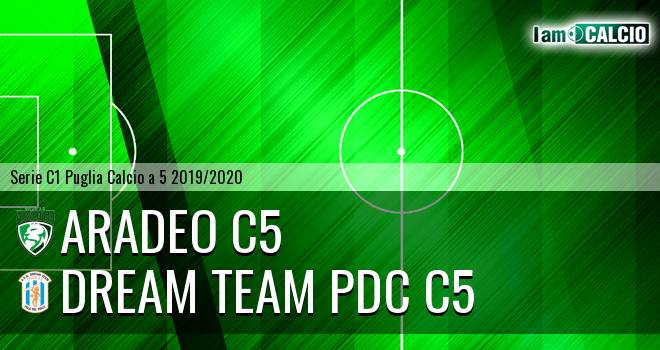 Aradeo C5 - Dream Team PdC C5